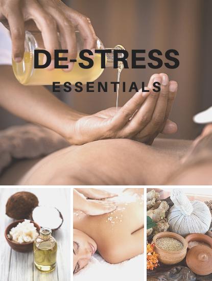 De-stress Essentials – Buy 1 Get 1 FREE