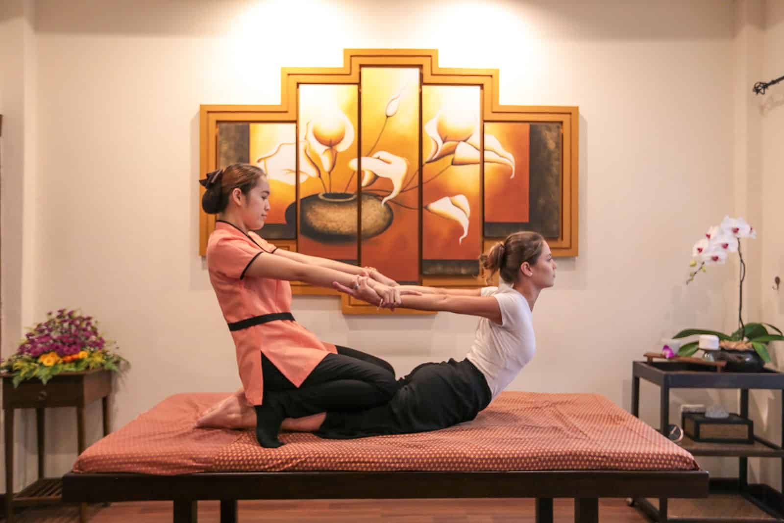Traditional Thai Massage In Chiang Mai