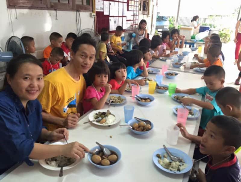 Ban Dek Dee Orphanage Chiang Mai