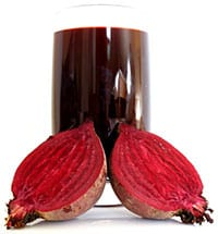 Beetroot detoxification