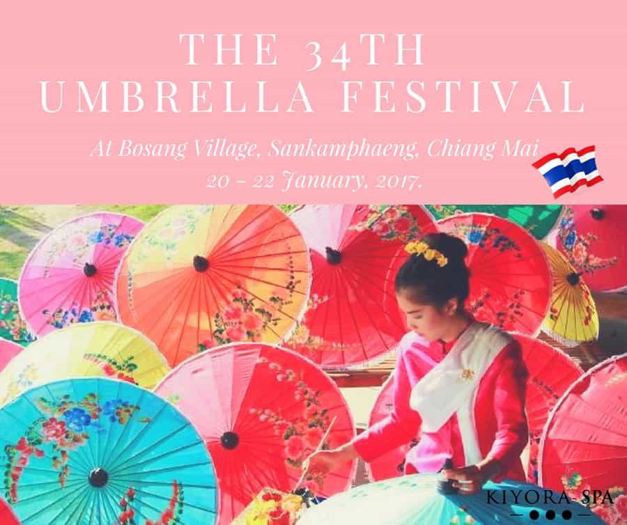 Bo Sang, Thailand's Vibrant Umbrella Festival