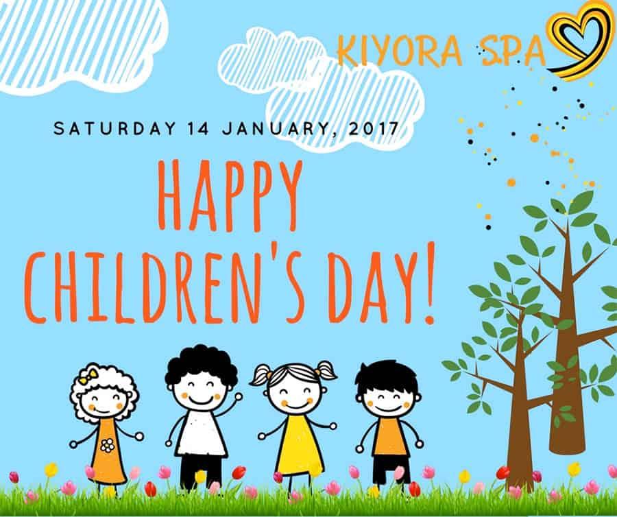 Celebrating Children's Day in Thailand