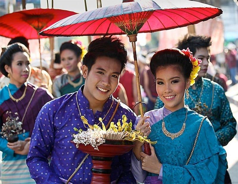 Chiang Mai's Vibrant Flower Festival