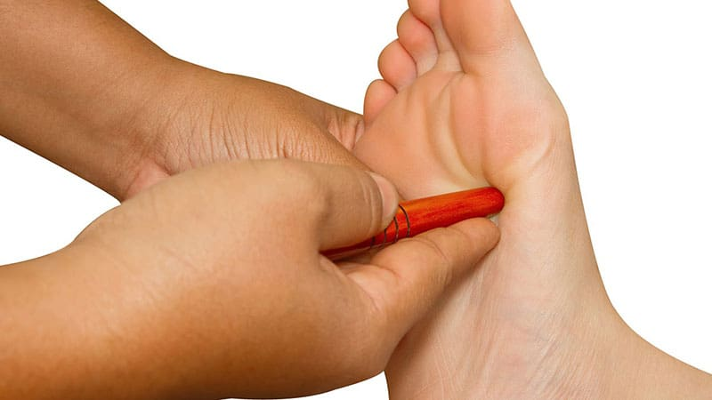 Foot Reflexology In Chiang Mai