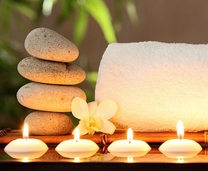 Spa Online Booking Promotion