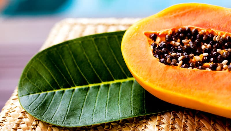 Benefits Of Papaya For The Skin.
