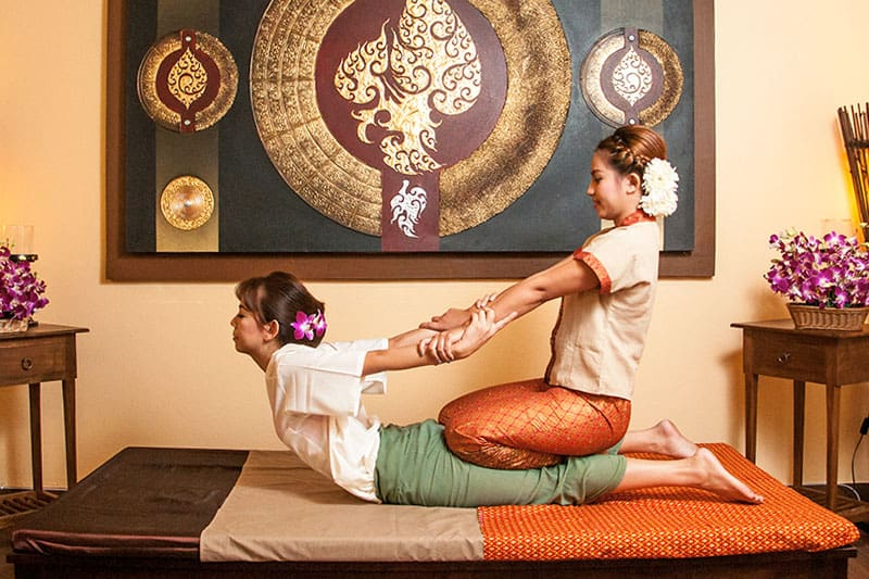 Swedish Massage Vs. Thai Massage In Chiang Mai