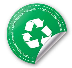 List of benefits from recycling