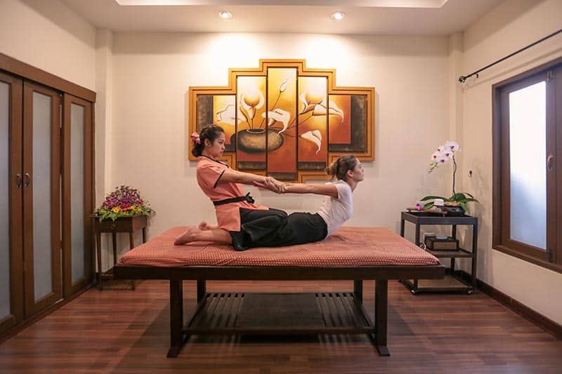 Traditional Thai Massage Gains UNESCO Heritage Status